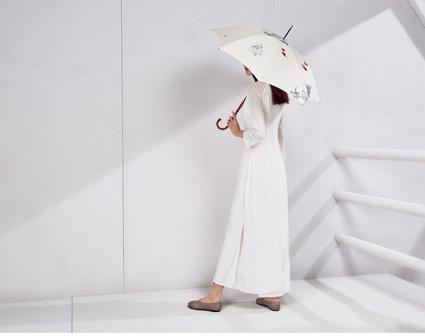 付欢欢演绎Reflux Culture2018春夏系列广告大片