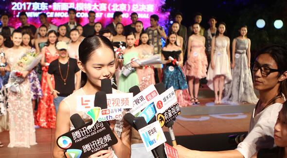 京东新面孔模特大赛,北京模特大赛