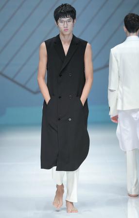 李兆涵:中国国际时装周
