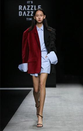 魏小涵:中国国际时装周