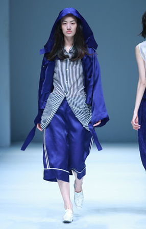 吕佳纳:中国国际时装周