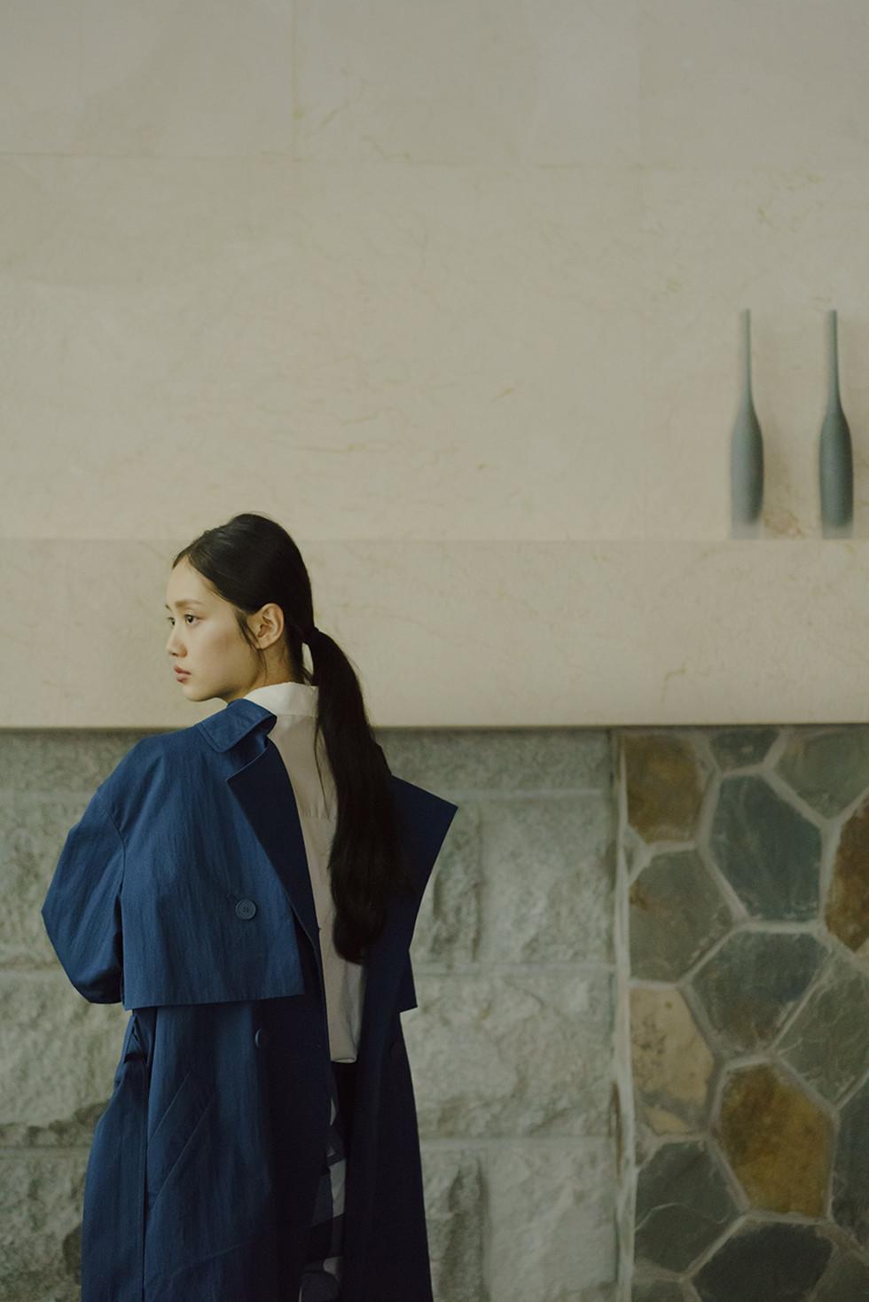 孙伊涵,薛冬琪演绎JORYA欣贺2018春夏广告大片